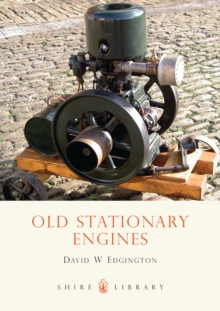 Old Stationary Engines, Paperback