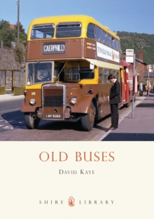 Old Buses, Paperback