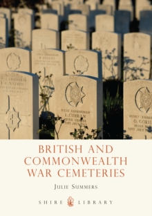 British and Commonwealth War Cemeteries, Paperback Book