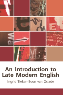 An Introduction to Late Modern English, Paperback