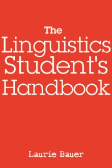 The Linguistics Student's Handbook, Paperback Book