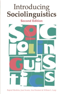 Introducing Sociolinguistics, Paperback