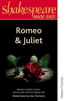 Shakespeare Made Easy - Romeo and Juliet, Paperback
