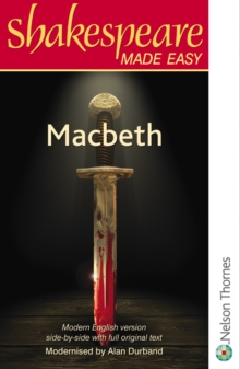 Shakespeare Made Easy - Macbeth, Paperback