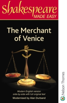 Shakespeare Made Easy - The Merchant of Venice, Paperback