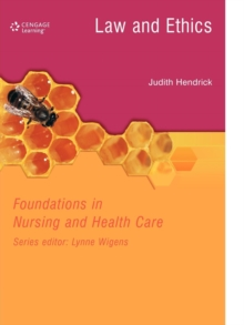 Law and Ethics in Nursing and Health Care, Paperback Book
