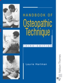 Handbook of Osteopathic Technique, Paperback Book