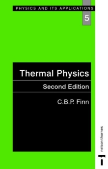 Thermal Physics, Paperback