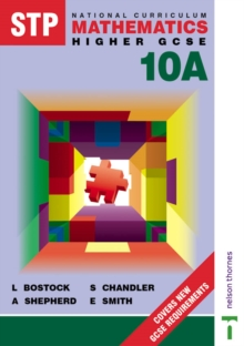 STP National Curriculum Mathematics 10A Pupil Book, Paperback