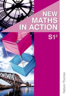 New Maths in Action S1/2 Pupil's Book, Paperback