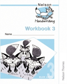 Nelson Handwriting Workbook 3, Paperback