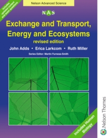 Exchange and Transport, Energy and Ecosystems, Paperback