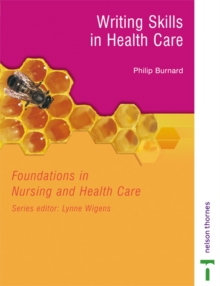 Writing Skills Hlth Care Fund : Foundations in Nursing and Health Care, Paperback