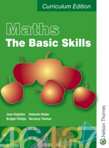 Maths the Basics Functional Skills Edition (E3-L2), Paperback