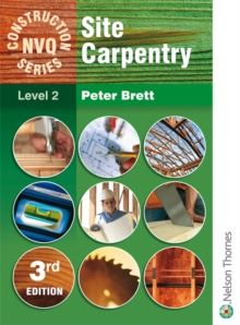 Construction NVQ Series Level 2 Site Carpentry, Paperback