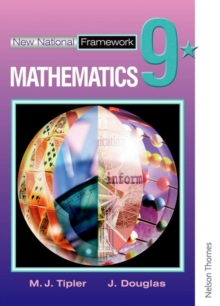 New National Framework Mathematics 9* Pupil's Book, Paperback
