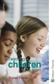Teaching Children to Learn, Paperback