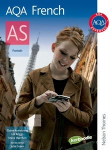 AQA AS French Student Book : Student's Book, Paperback