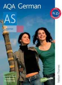 AQA AS German Student Book : Student's Book, Paperback
