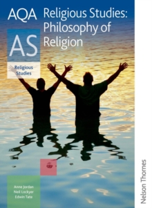 AQA Religious Studies AS : Philosophy of Religion, Paperback
