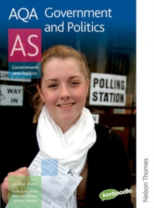 AQA Government and Politics AS, Paperback