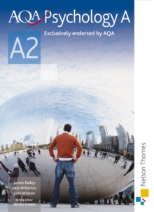 AQA Psychology A A2 : Student's Book, Paperback