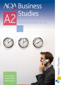 AQA Business Studies A2 : Student's Book, Paperback