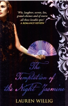 The Temptation of the Night Jasmine, Paperback Book