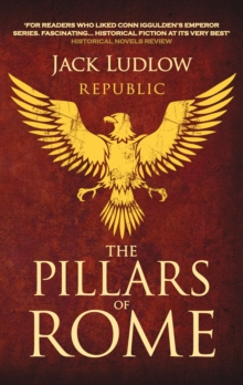 The Pillars of Rome, Paperback Book