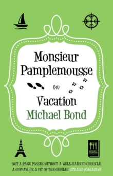 Monsieur Pamplemousse on Vacation, Paperback