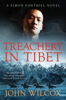 Treachery in Tibet, Hardback Book
