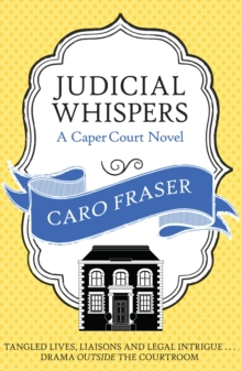 Judicial Whispers, Paperback