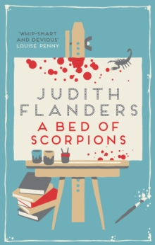 A Bed of Scorpions, Hardback Book