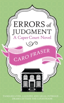 Errors of Judgment, Paperback
