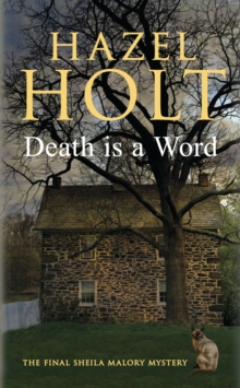 Death is a Word, Hardback