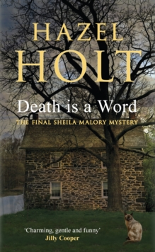 Death is a Word, Paperback