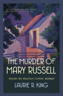 The Murder of Mary Russell, Hardback