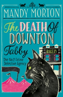 The Death of Downton Tabby, Paperback