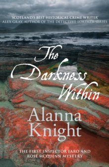 The Darkness Within, Hardback Book