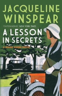 A Lesson in Secrets, Paperback Book