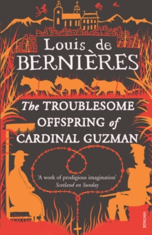The Troublesome Offspring of Cardinal Guzman, Paperback