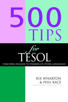 500 Tips for TESOL Teachers, Paperback
