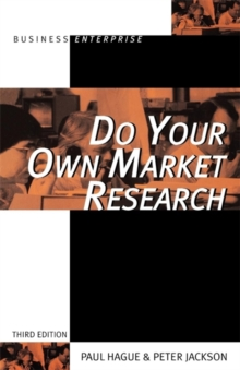 Do Your Own Market Research, Paperback