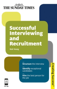 Successful Interviewing and Recruitment, Paperback