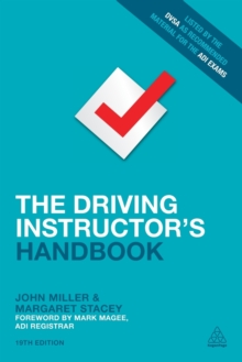 The Driving Instructor's Handbook, Paperback
