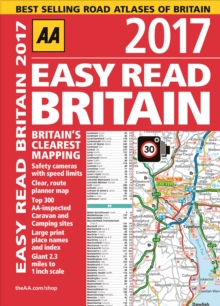 AA Easy Read Britain, Paperback