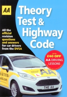 Theory Test & Highway Code, Paperback