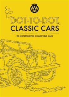 Dot-to-Dot: Classic Cars, Paperback