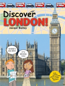 Discover London!, Paperback