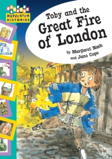 Toby and the Great Fire of London, Paperback